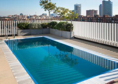 Terraza Avenida Diagonal 2 – Barcelona