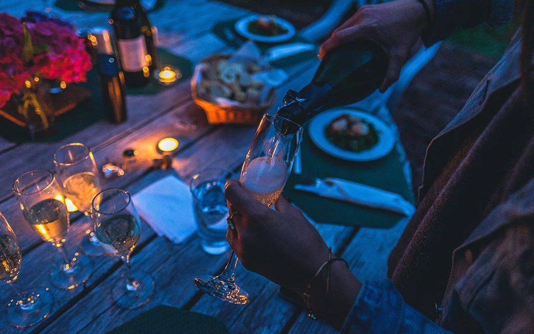 No todo son copas: 10 eventos que puedes celebrar en una terraza