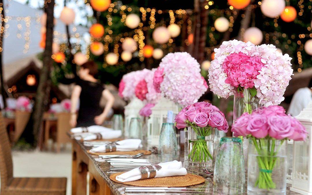 Cómo organizar una boda en una terraza… y no morir en el intento