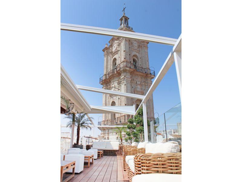 Terraza Málaga Centro 2 Terrazas Para Eventos