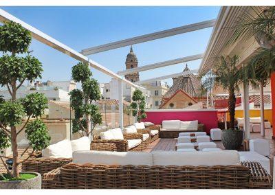 Terraza Málaga Centro – 2