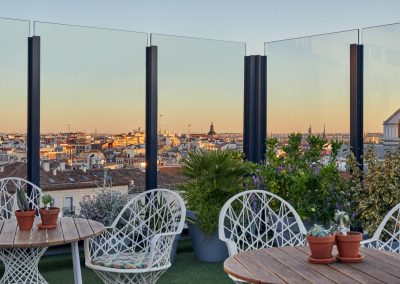 Terraza Santo Domingo – Madrid