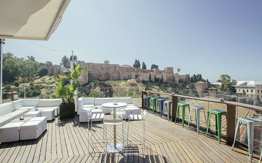 Terrazas en Málaga: celebra tu evento con las mejores vistas de la ciudad