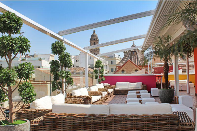 Terrazas En Málaga Celebra Tu Evento Con Las Mejores Vistas