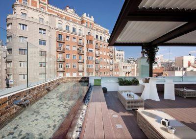 terraza para eventos madrid