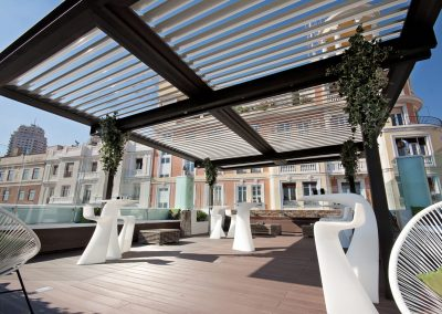 Terraza para celebraciones Madrid