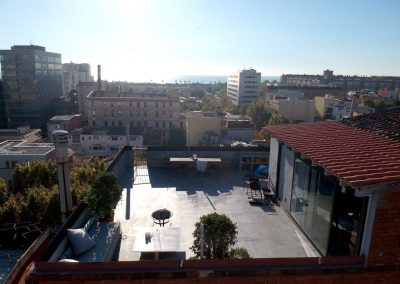 Terraza Poblenou – Barcelona