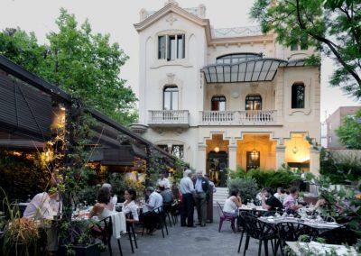 Terraza Vía Augusta - Barcelona