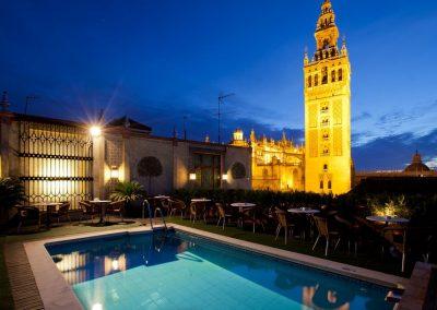 terraza celebraciones Sevilla