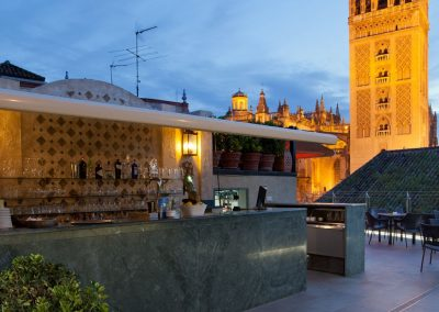 terraza eventos Sevilla