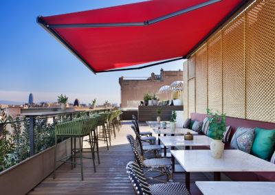 terraza para eventos